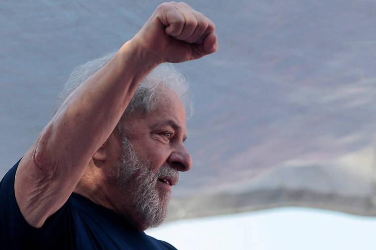 Lula quer gravar vídeos na prisão para sua campanha eleitoral