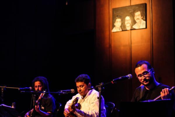 Lucas Cantam Clodo, Climério e Clésio com Naeno Rocha - Incelença