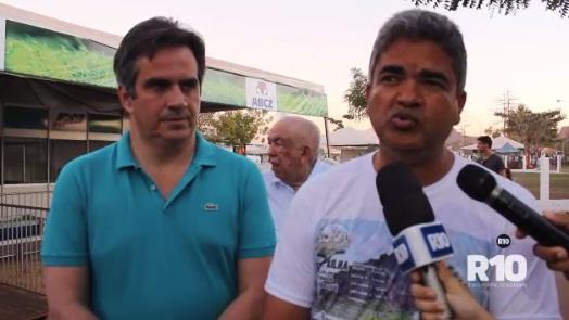 Prefeito Murilo Mascarenhas destaca importância da ExpoCorrente