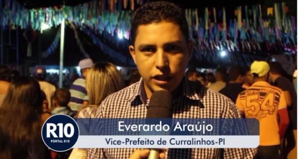 Entrevista com Vice-Prefeito Everardo Araujo de Curralinhos