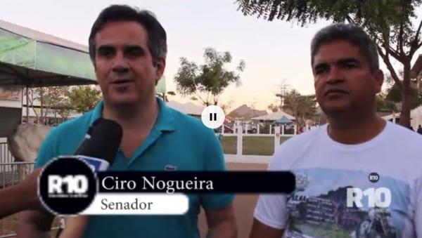 Ciro Nogueira fala sobre 43ª edição da ExpoCorrente